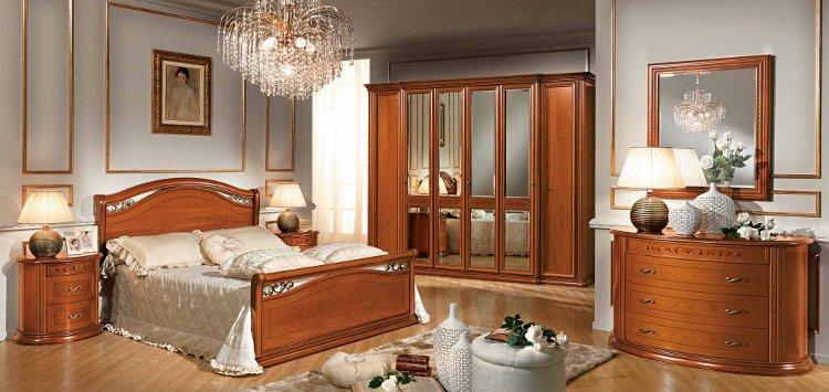 Klasszikus hálószoba bútorok - Lineaflex-H Kft