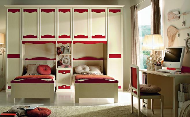 Gyerek hálószoba bútorok - Lineaflex-H Kft