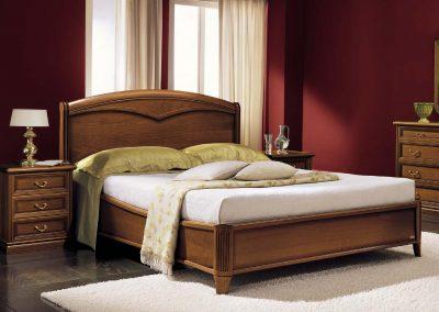 Nostalgia dió színű ágy