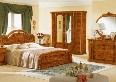 Milady hálószoba