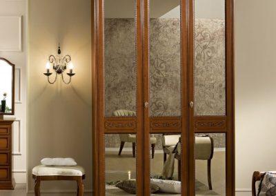 Torriani dió 4 ajtós szekrény