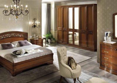 Torriani dió háló 6 ajtós szekrénnyel