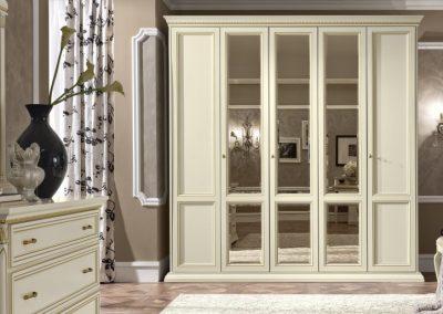 Treviso 5 ajtós szekrény