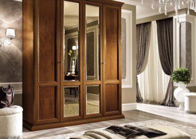 Trevizó 4 ajtós szekrény