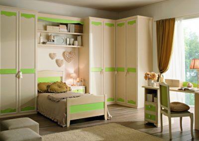Beverly Trifoglio hálószoba