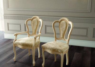 Aida Michelangelo karosszék és szék