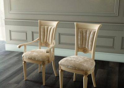 Aida karosszék és szék