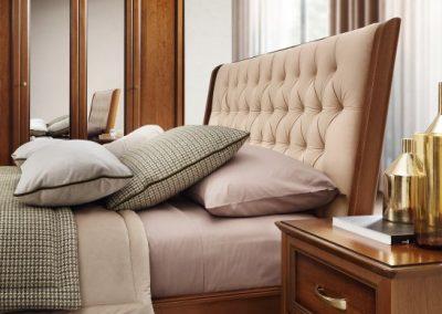 Giotto dió színű ágy