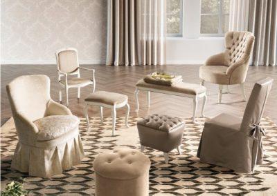 Giotto hálószoba kiegészítő bútorok