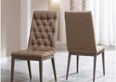 Platinium tűzött szék