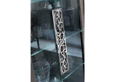 Roma platinium vitrin glamour fogantyúval