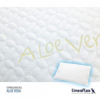 Párnahuzat Aloe Vera